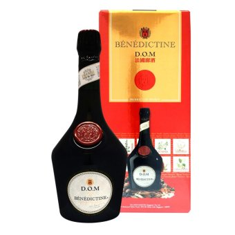 Harga Benedictine Dom 750 ml (official local agent stock)