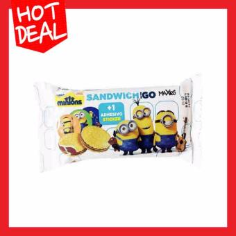 Harga Minions Cookies With Stickers 60g
