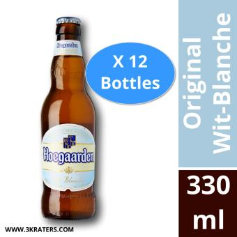 Harga Hoegaarden Beer / Local Agent Stock (12x330ml)