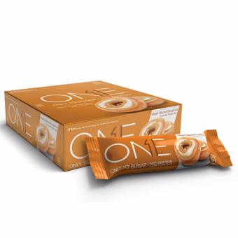 Harga OhYeah! One Bar (12 Bars Per Box) - Maple Glazed Doughnut