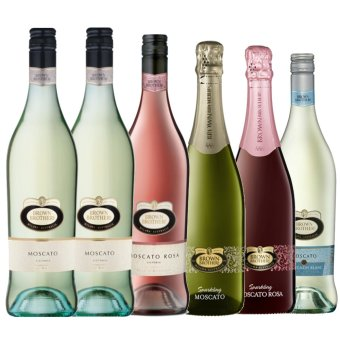 BROWN BROTHERS MOSCATO BUNDLE OF 6