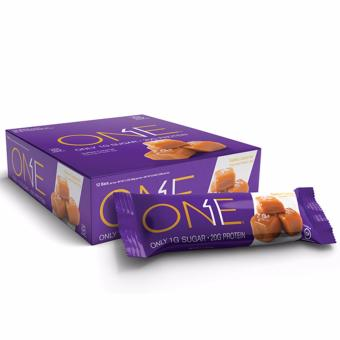 Harga OhYeah! One Bar (12 Bars Per Box) - Salted Caramel