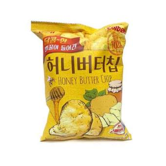Harga Haitai Calbee Honey Butter Chips 60g