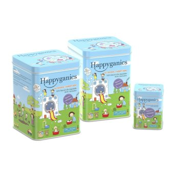 Happyganics All Natural Laundry Detergent 1.5kg (Lavender x 2) and 150g (Lavender x 1)