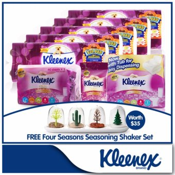 Kleenex Intimate Care Bundle 1