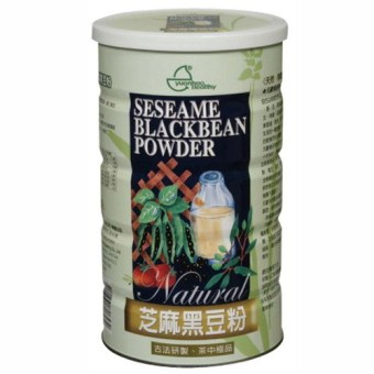 Harga Yuan Hao Sesame Black Bean Powder 600g