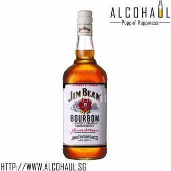 Harga Jim Beam White Label 750ml