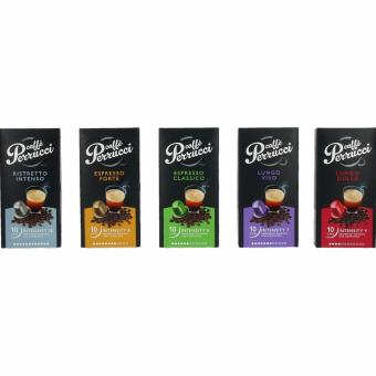 Caffè Perrucci Trial Bundle coffee capsules (Nespresso® compatible)