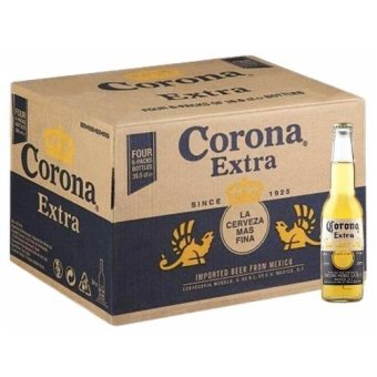 Harga Corona Extra Beer / Local Agent Stock (24x355ml)