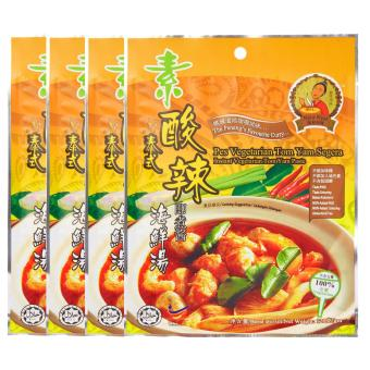 Harga Nyor Nyar Instant Vegetarian Tom Yam Paste Bundle