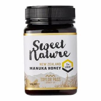 Harga Sweet Nature UMF 5+ Manuka Honey 500g