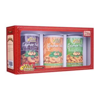 Harga Nut Walker Black Pepper, Spice Onion, Thai Lime Chili Cashew Nuts