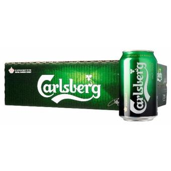 Harga Carlsberg Beer Cans / Local Agent Stock (24x320ml)
