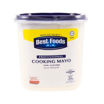 Harga Professional Cooking Mayonnaise - Best Food 3ltr