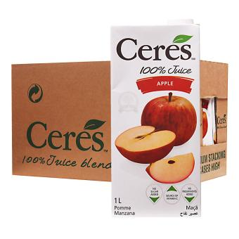 Harga Ceres Cranberry and Kiwi 100% Juice - Case