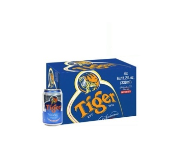 Harga TIGER BEER 330ML x 24