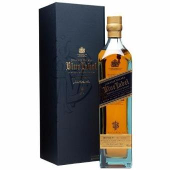 Harga Johnnie Walk Blue Label 750ml