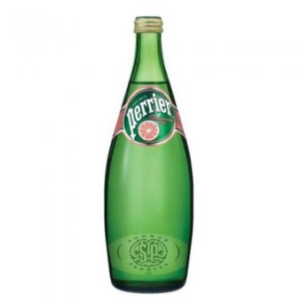 Harga Perrier Pink Grapefruit Sparkling Mineral Water 12 x 750ml