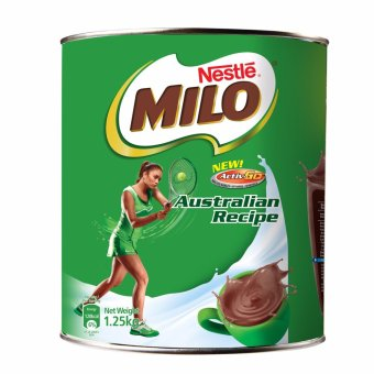 Harga MILO(R) Australian Recipe Powder Tin 1.25KG