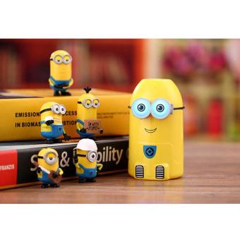 Harga [Gadgets Town] Yellow Minions USB Humidifier with LED night light