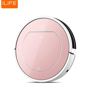 ILIFE V7S Pro Smart Robotic Vacuum Cleaner Cordless Sweeping Cleaning Machine Timing Function IR Sensor Automatic