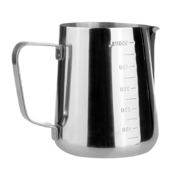 Harga Stainless Steel Espresso Coffee Pitcher In Kitchen Home Craft Coffee Jug Latte Milk Frothing Coffee Tea Tools (Intl)