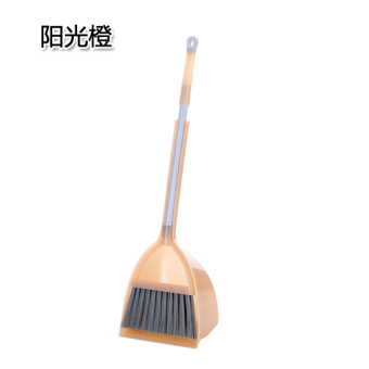 Harga Home small broom dustpan suit mini broom cleaning brush children's baby over every family toy broom Bucket