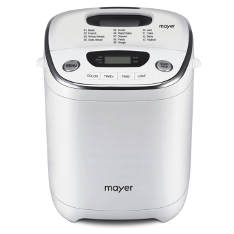 Harga *Authorized Distributor* Mayer MMBM20 Bread Maker 1Kg