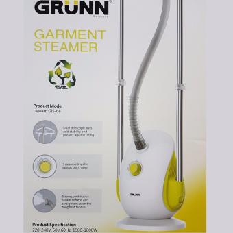 Grunn Garment Steamer GIS-68 (German Design)