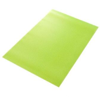 Harga 4pcs/set 44*30cm Refrigerator Pad Table Mat Antibacterial Anti-fouling Anti-oil - intl