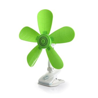 Harga Fan fan Mini desktop home office dormitory clip fan fan bedside wall fan fan - intl