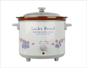 Harga Lucky Brand SC 3500A Slow Cooker 3.2L