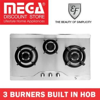 Harga Ef 3 Burners Built In Hob With Battery Ignition / Efh 3763 Tn Vsb