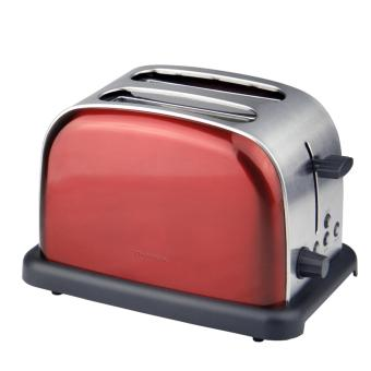 Harga Thomson Retro 2 Slice Toaster (RED / CREAM)