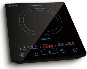 Harga Philips HD4911 Sensor Touch 2100W Induction Cooker