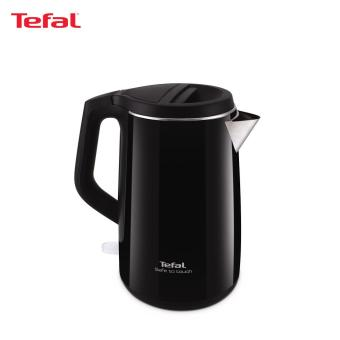 Harga Tefal Safe To Touch Double-Wall Kettle 1.5L KO3708