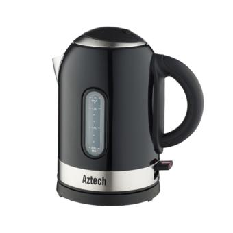 Harga Aztech Stainless Steel Electric Kettle AEK1700B (1yr warranty)