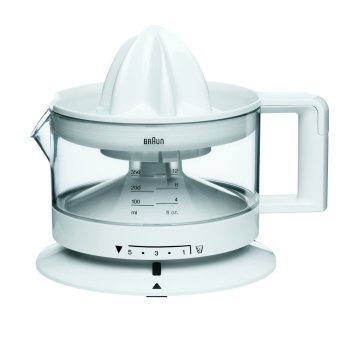 Harga Braun Citrus juicer CJ3000 TributeCollection