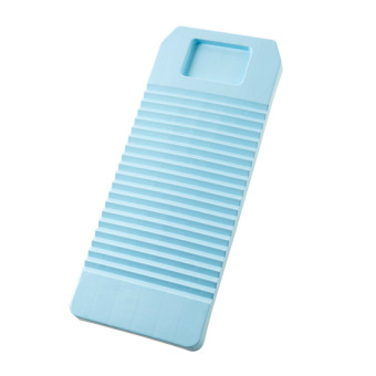Harga [Every day special] plastic washboard large laundry board home clothes washboard thick laundry basin stamp clothes Board