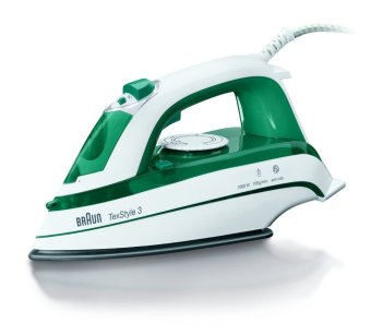Harga BRAUN TS345 TexStyle 3 Steam Iron