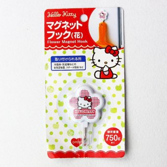 Harga Japan LEC hello kitty multipurpose clip cute creative fridge magnet magnetic refrigerator