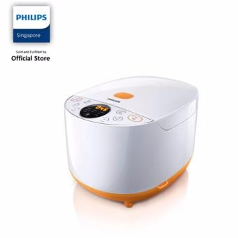 Harga Philips Daily Collection Rice Cooker (1.8L) - HD4515