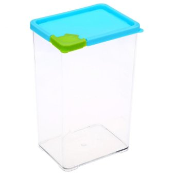 Harga Multifunction Kitchen Food Storage Box Cereal Grain Crisper Container - intl