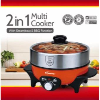 Harga PowerPac PPMC20 Mini Steamboat with BBQ