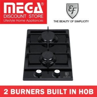 Harga Ef 2 Burners Built In Hob With Battery Ignition / Hb Ag 3020 Tn Vgb