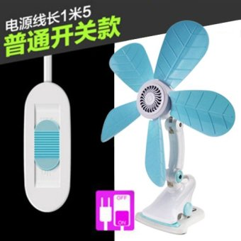 Harga Mini fan student dormitory bed breeze fan small home office desk fan clip fan small fan mute