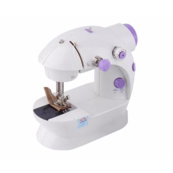 Harga ★ Portable Sewing Machine ★Multifunction Mini Portable Electric Sewing Machine Tool