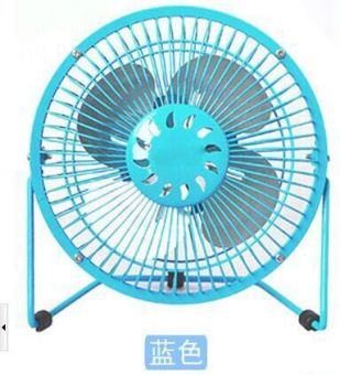 Harga 6 large usb fan mini fan usb small fan mini electric fan office for students