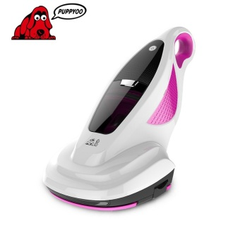 Harga PUPPYOO UV Mattress Vacuum Cleaner Home Collector Mites-killing WP602A