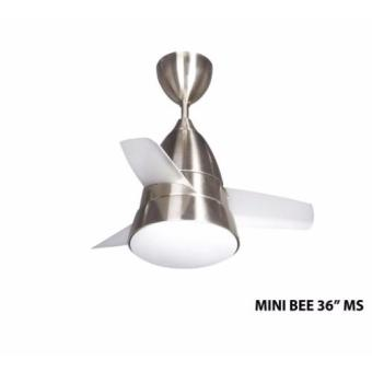 Harga Fanco Designer Series Ceiling Fan w/ LED Light and Remote Ctrl Mini Bee 36""